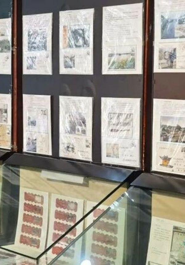 临时展览 | 中国大运河成功申遗7周年邮花展