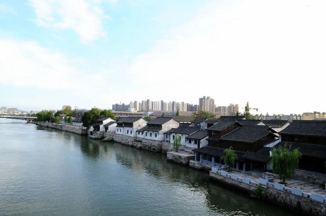 京杭运河沿岸的城市_杭州京杭大运河博物馆